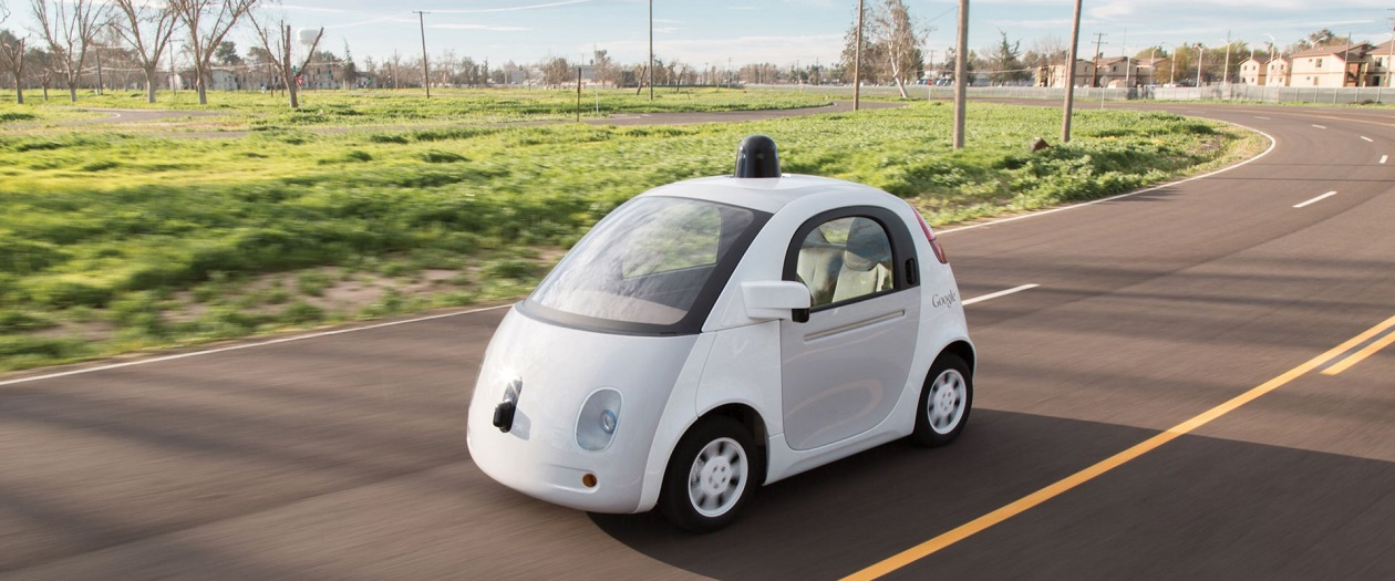Department of Transportation Issues Report Easing Up on Self Driving Cars
