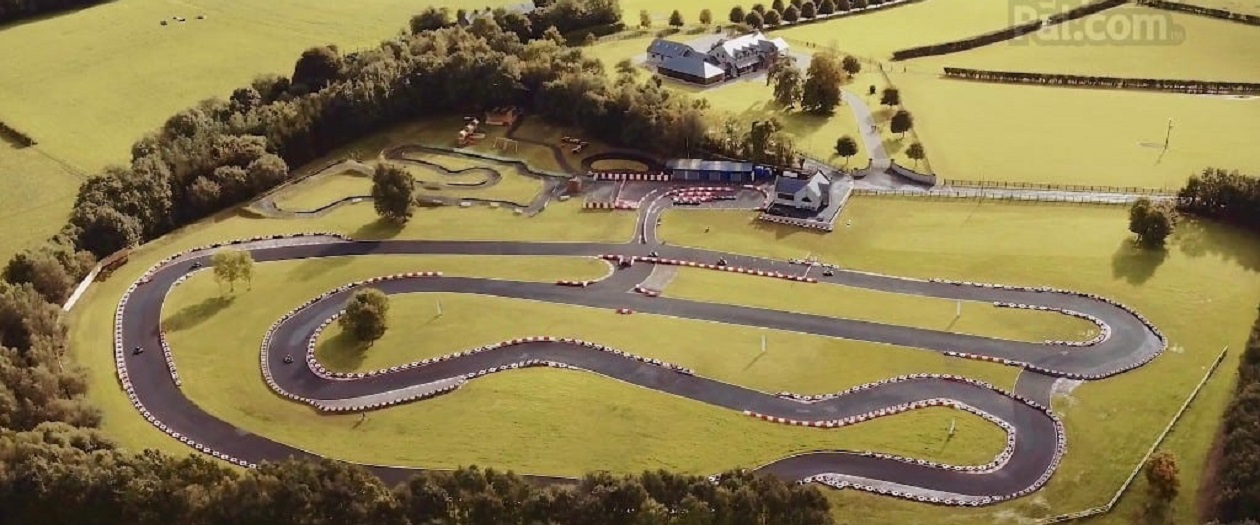 This Irish Home Comes With a Private Race Track