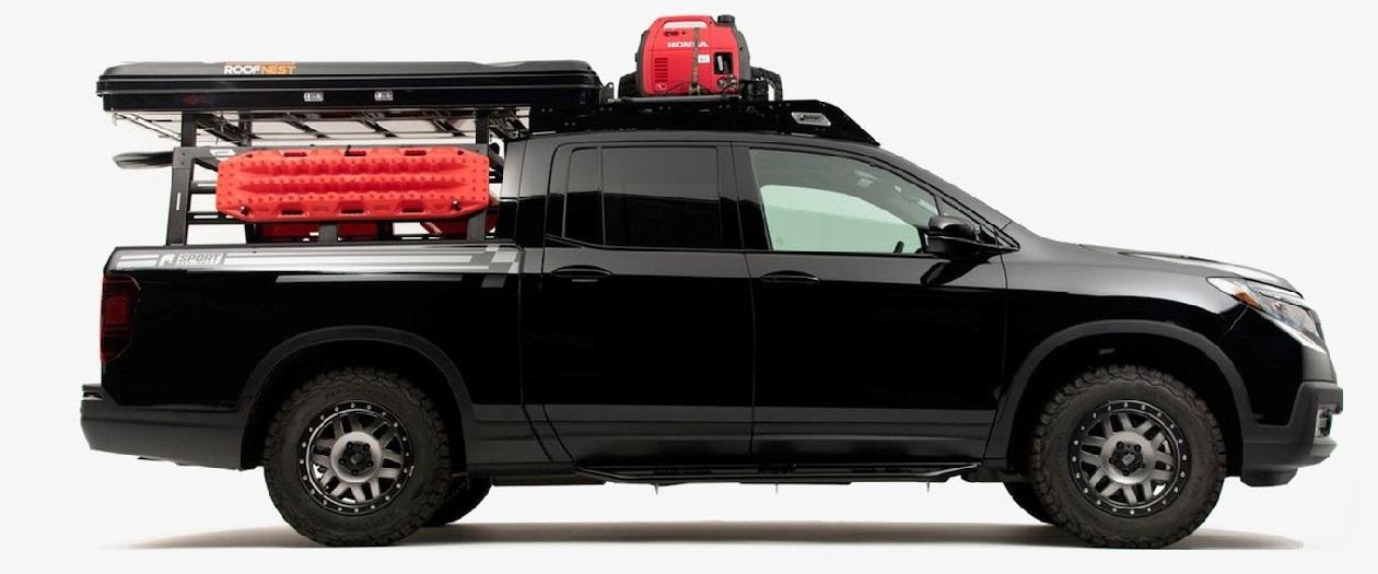 Honda is Bringing a Modified Ridgeline to SEMA
