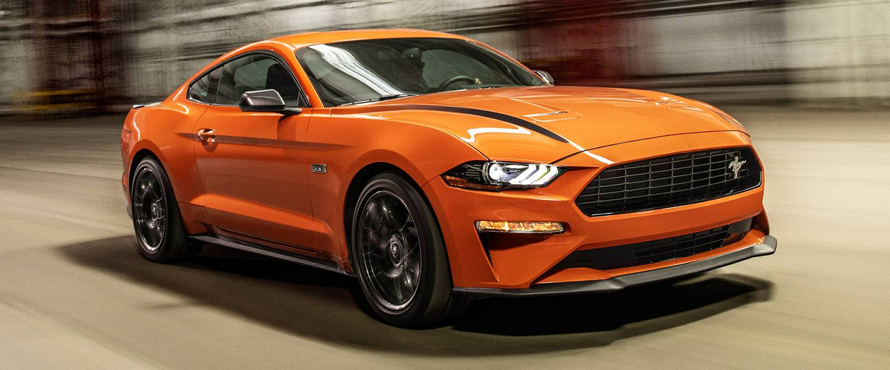 2020 Ford Mustangs Recalled Over Brake Pedals Snapping Off