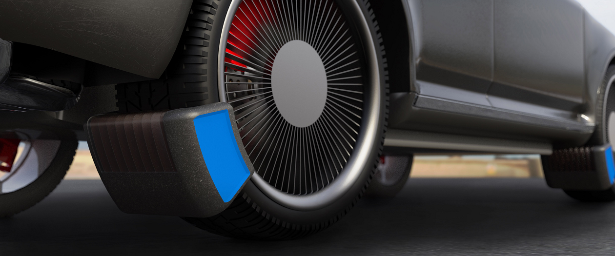 "This ""Tire Filter"" Could Reduce a Vehicle's Tire Pollution"