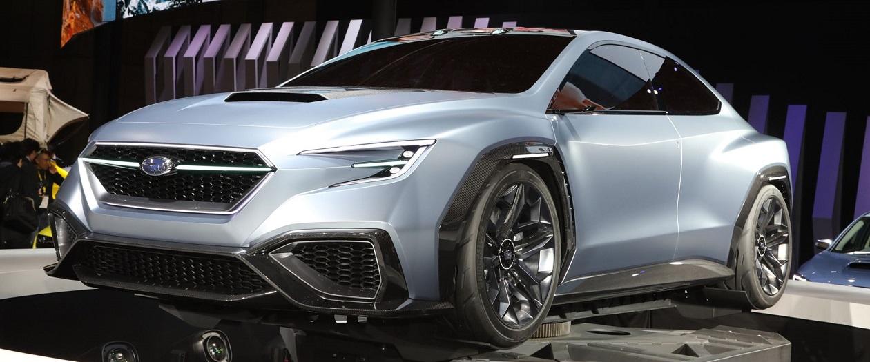 Subaru Employee Hints at Hybrid STI