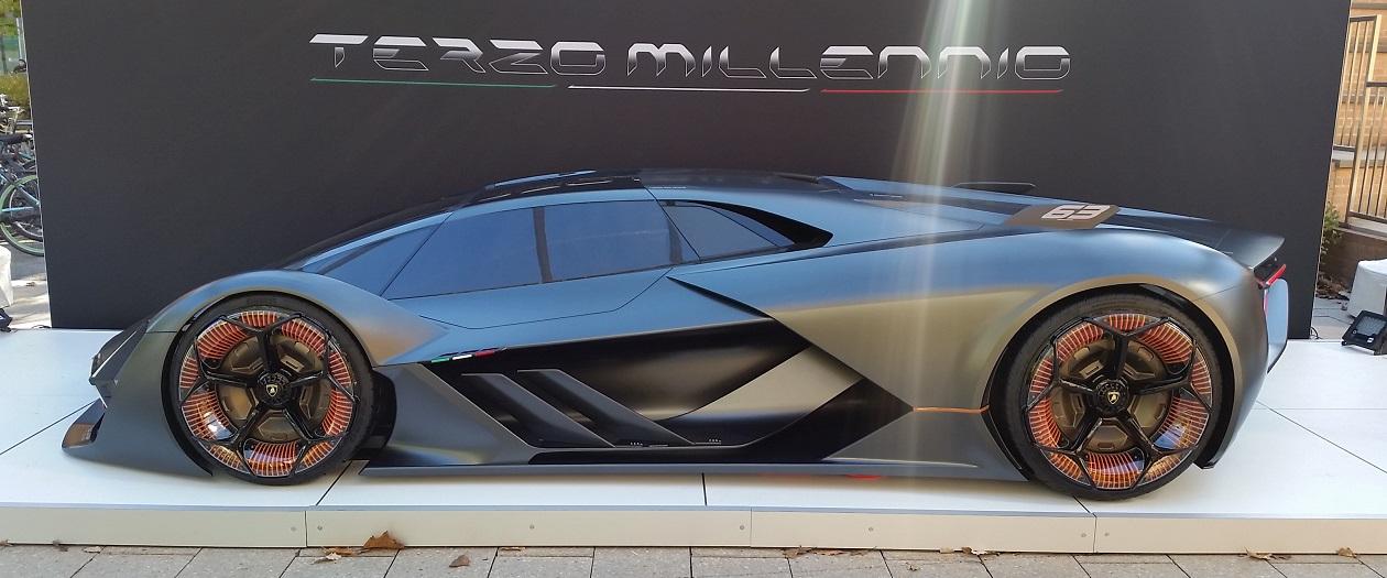 The Future of Performance Vehicles: MIT's Terzo Millenio