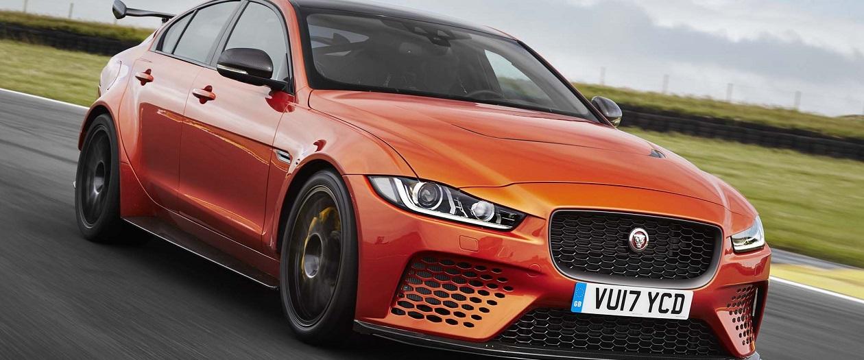 The Jaguar XE SV Project 8 Breaks a Record