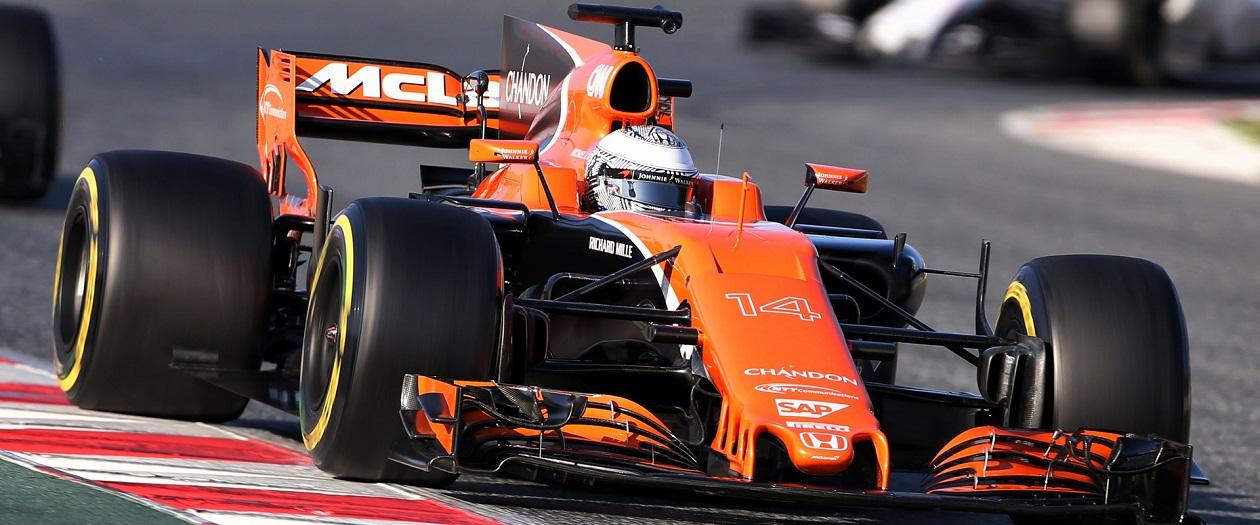 McLaren Discusses Changes for the 2018 Formula 1