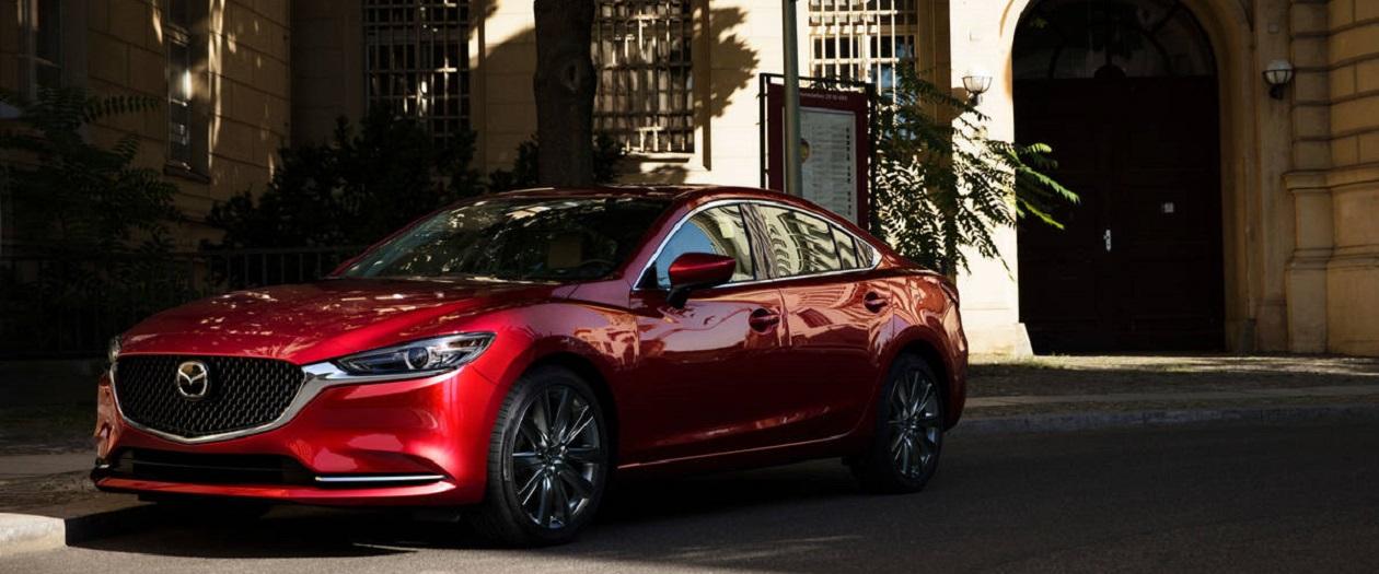 2018 Mazda 6 to Offer Engine Upgrade
