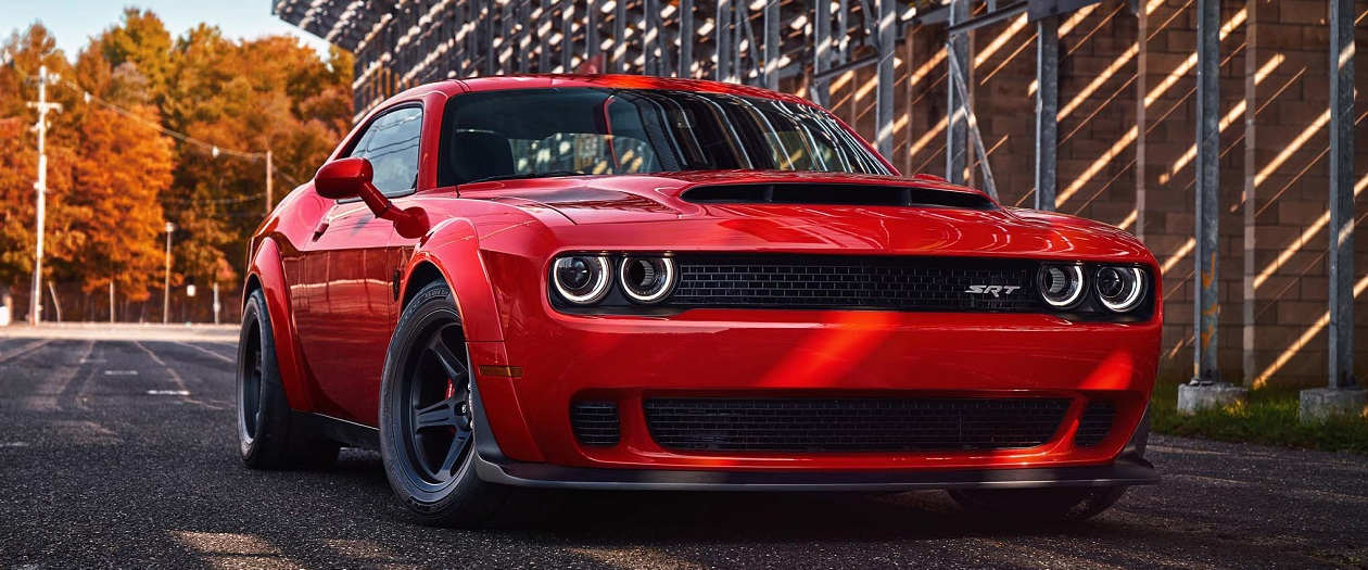 The Dodge Challenger SRT Demon Is Road Legal, Causes Controversy