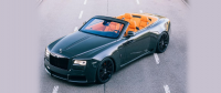 Spofec Premieres a Modified Rolls Royce Dawn