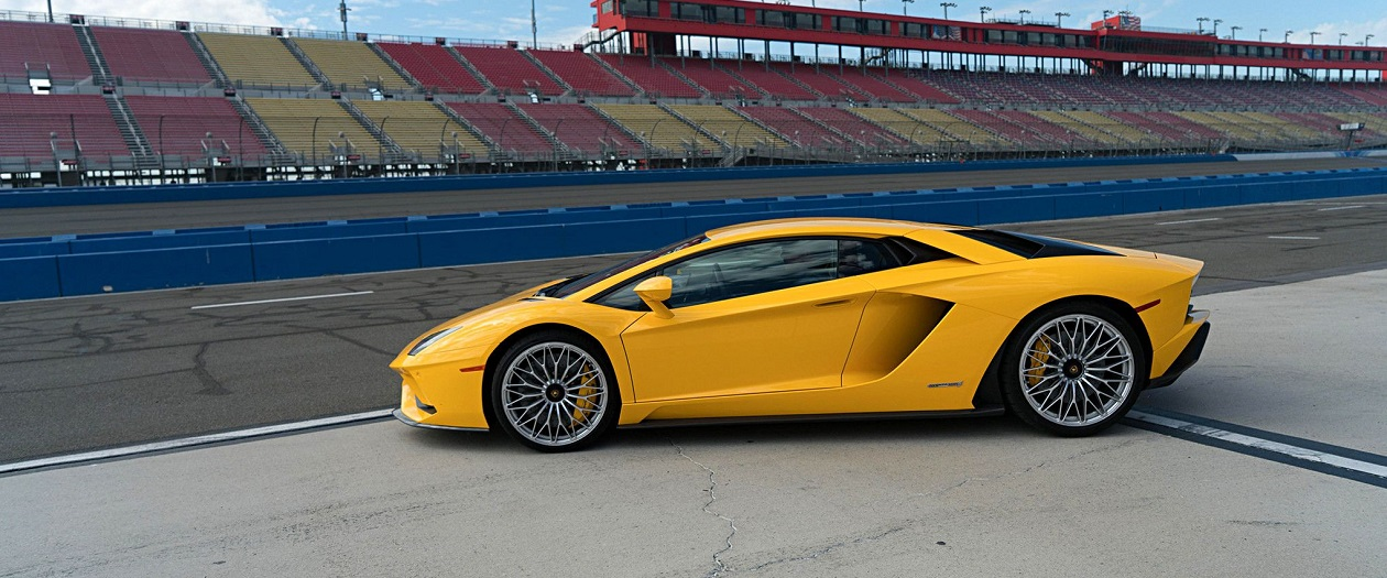 Lamborghini Aventador S is a Better Value for Your Money