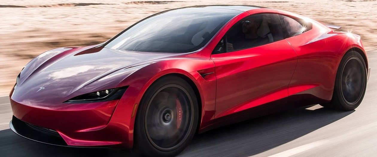 Tesla Announces New 2020 Tesla Roadster