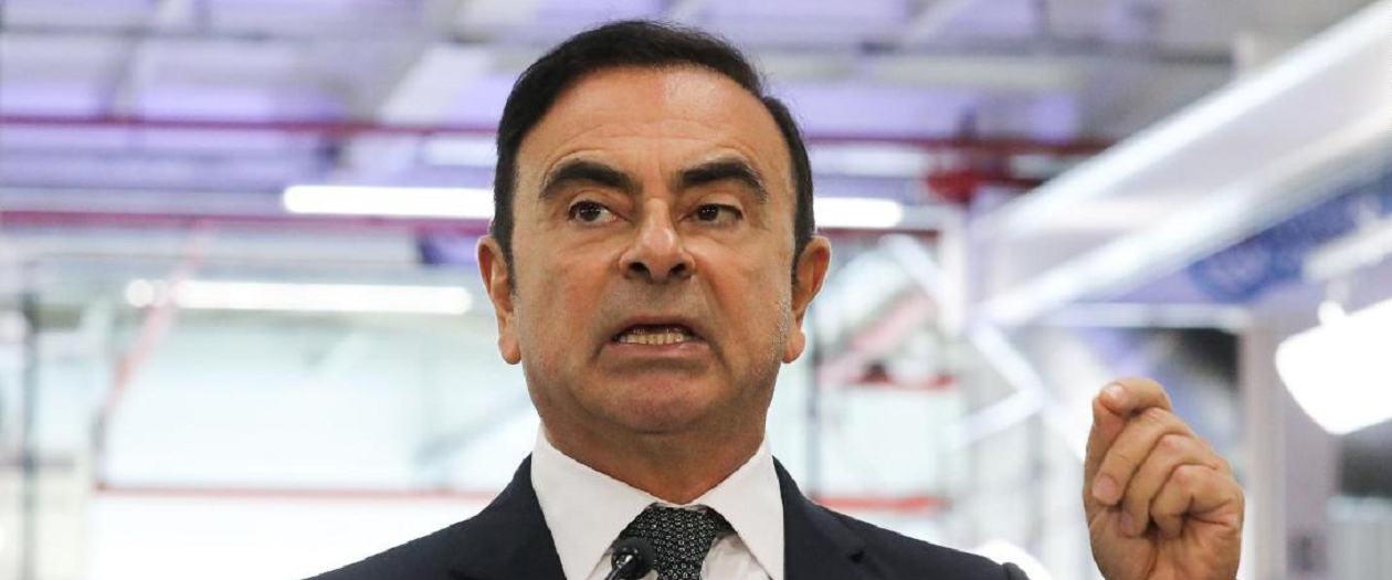 Nissan Chairman Ghosn Arrested for Stock Fraud