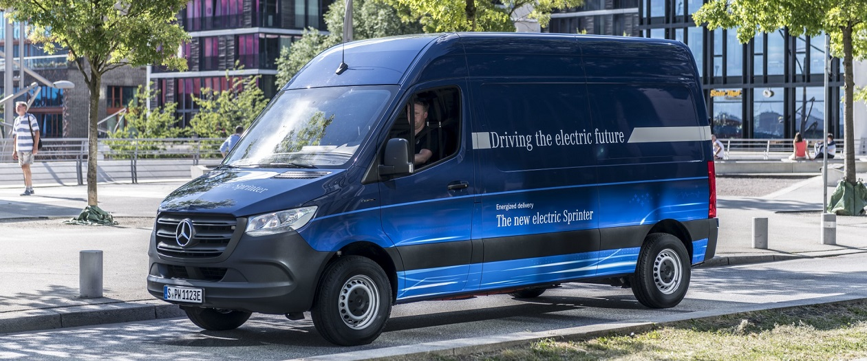 Tesla to Look Into Producing Electric Trades Vans