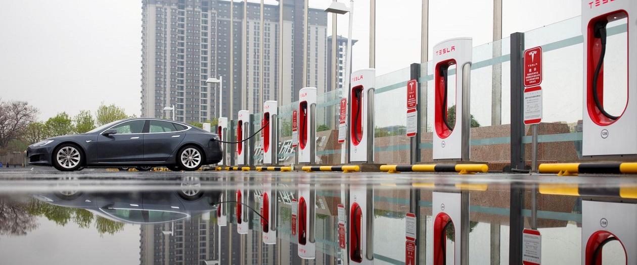 Tesla Sales Plummet in China as Tariffs Get Worse.