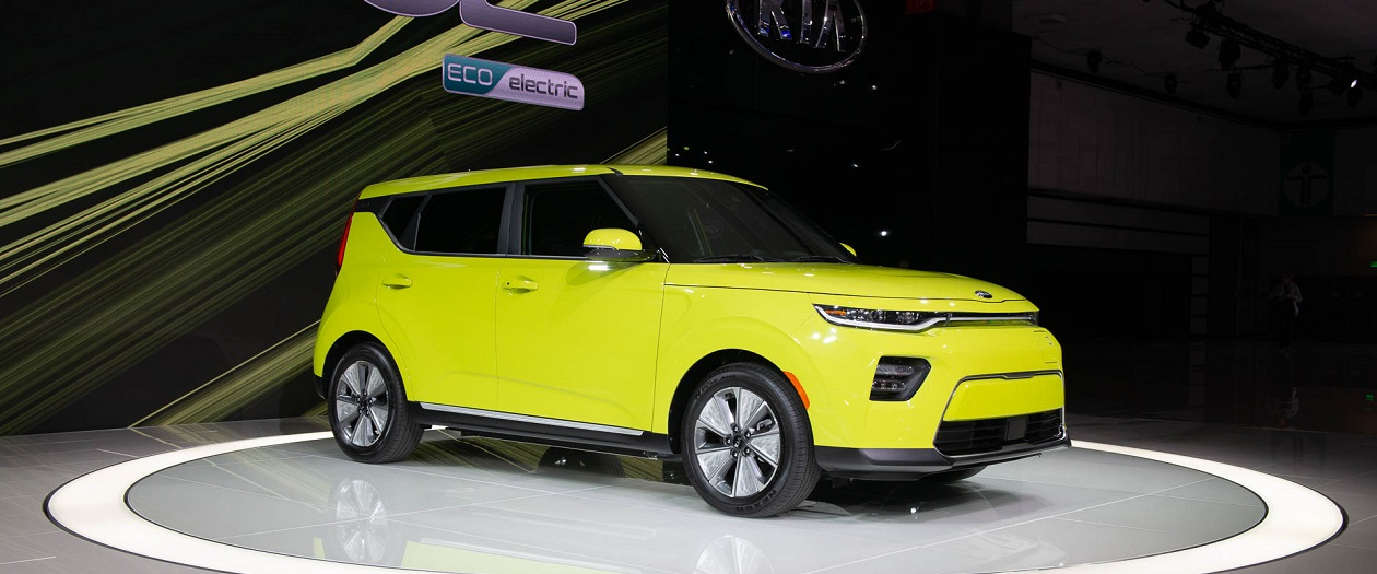 The Kia Soul Will be Electrified for 2020