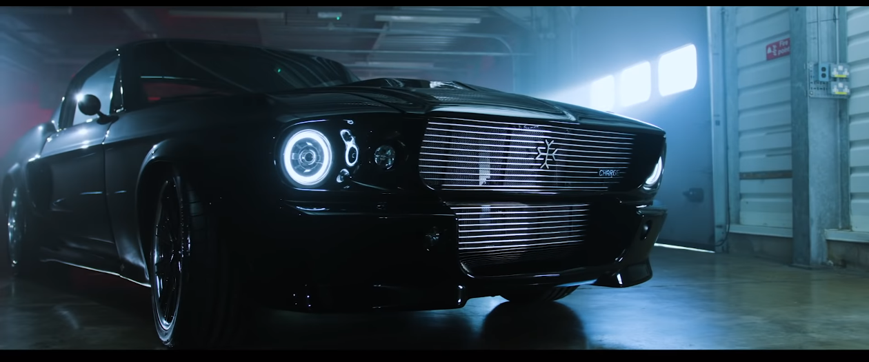 Charge Reveals Fully Electric Classic Mustang