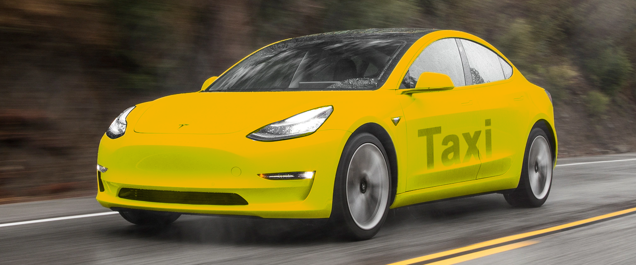 New York City Approves the Tesla Model 3 for Official Taxi Status