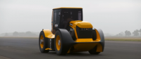 World's Fastest Tractor Breaks Record at 135 MPH