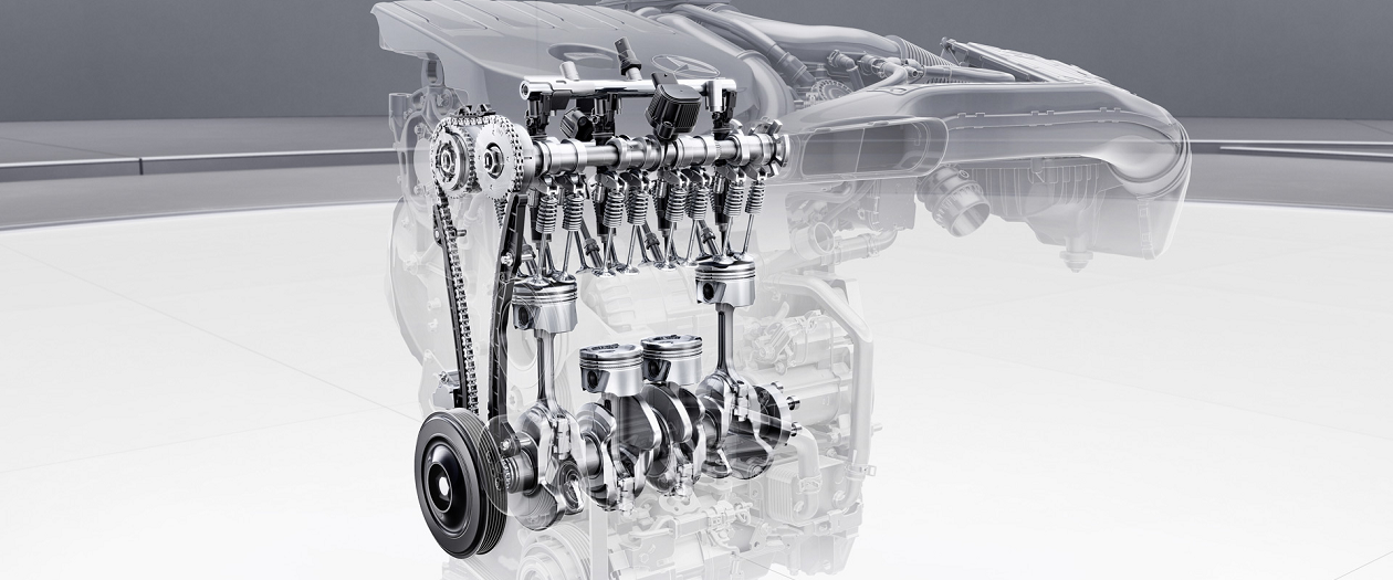 Volvo, Mercedes Parent Companies Joining to Make a Hybrid Gas Engine