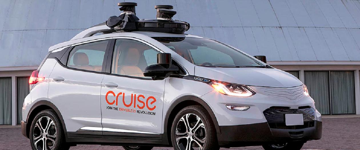 GM Announces Autonomous Ride-Hailing Service for 2019