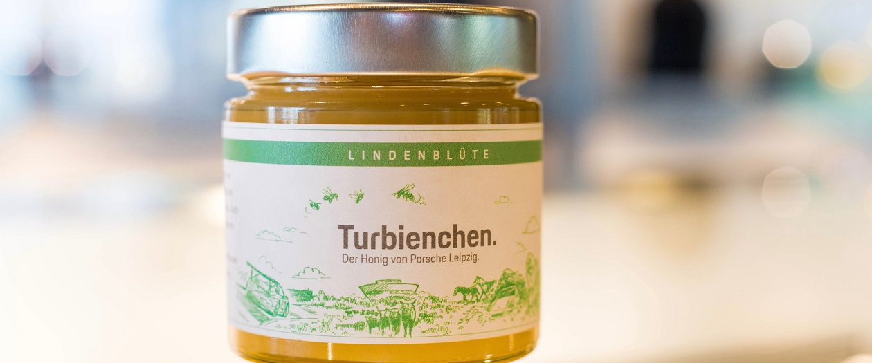 Porsche is Selling Honey and Helping the Environment