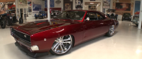 1968 Dodge Charger RTR from Sweden Makes it's Way to Jay Leno