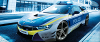 AC Schnitzer Unveils the Ideal Police Vehicle: The Polizei BMW i8