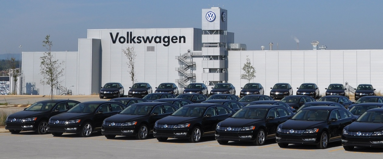 VW Might Use Ford Factories to Produce More Cars