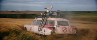 The Ecto-1 Cadillac is reborn in Ghostbusters: Afterlife